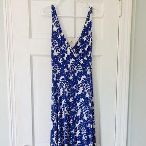 Boden midi dress, 4 long